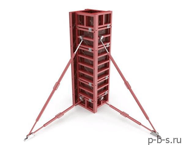Опалубка-колонн