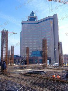 Офисное здание в Москве- copy -