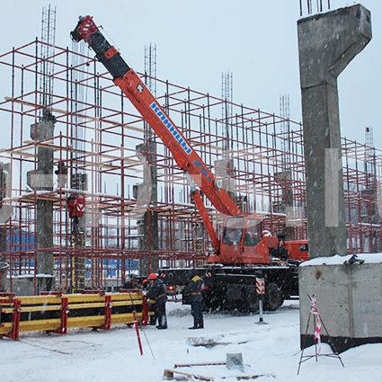 опалубка перекрытий и колонн Москва