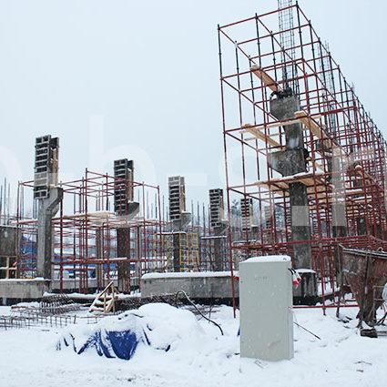 объемная опалубка, Московская обл, склад