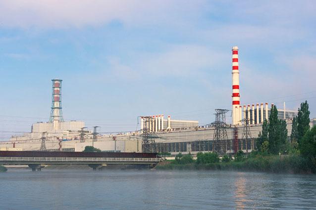 Курская-АЭС опалубка для фундамента