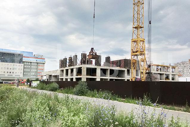 крупнощитовая опалубка Обнинск Парковый центр