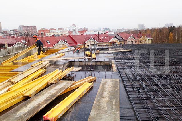 объемная опалубка перекрытий Москва