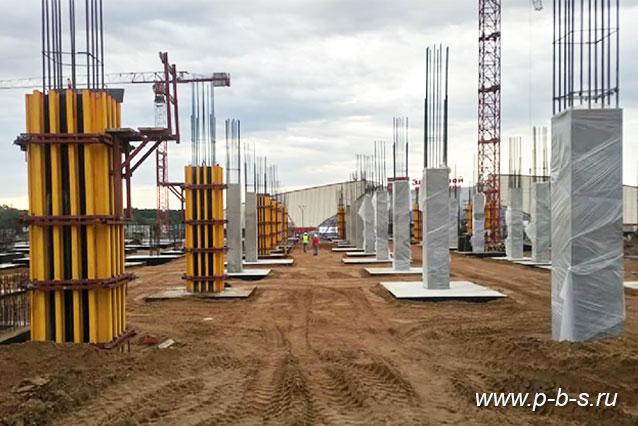 строительство Леруа Москва аренда опалубки